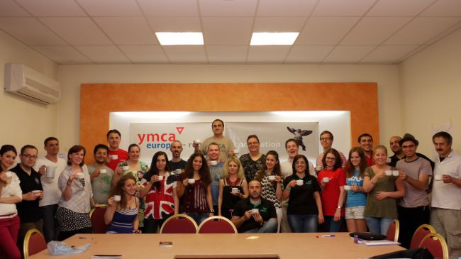 Peace Work Institute (PWI) Session 2 within YMCA Europe Roots for Reconciliation project.